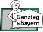 Logo Ganztag in Bayern
